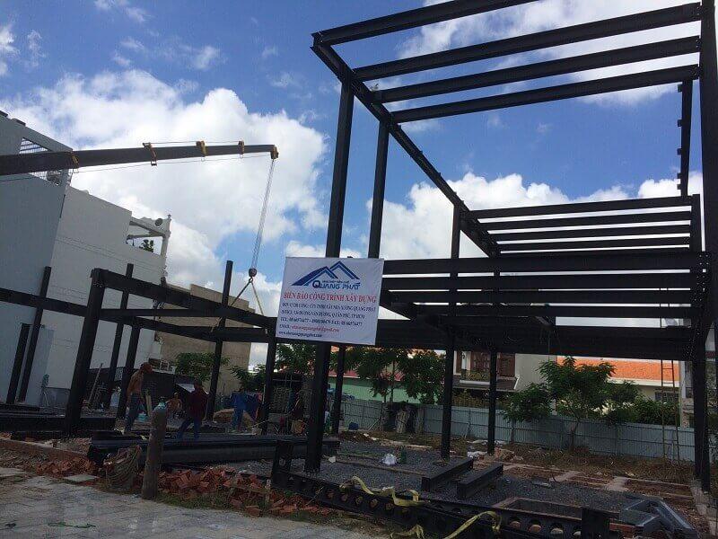 Đơn giá xây dựng nhà khung thép (dự toán xây dựng nhà thép) và những lưu ý khi lắp dựng nhà xưởng