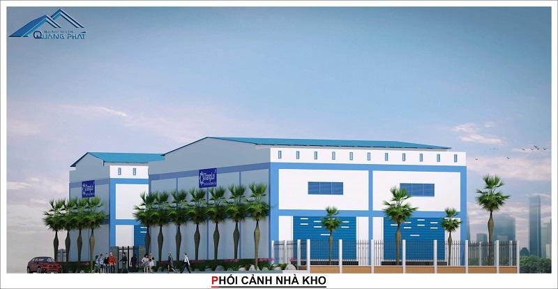 Công ty xây dựng nhà xưởng có giá xây dựng nhà kho hợp lý nhất và các chi phí phát sinh trong dự án xây dựng nhà kho