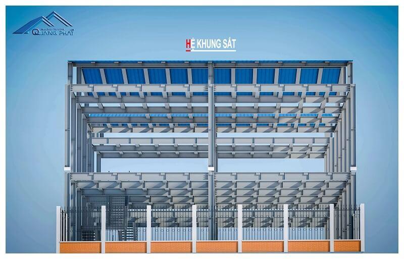 Nhà xưởng thép tiền chế – xu hướng xây dựng mới của các doanh nghiệp