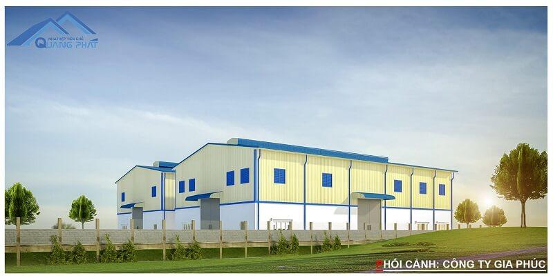 Lưu ý trong quá trình làm bản vẽ thiết kế nhà xưởng công nghiệp