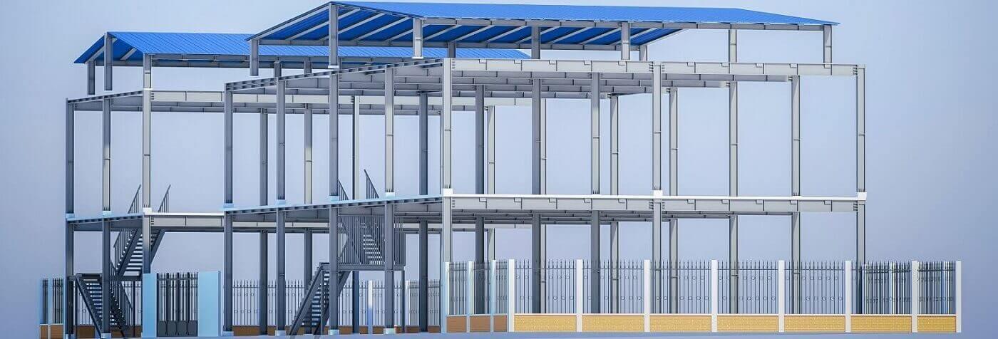 Tiêu chuẩn thi công lắp dựng kết cấu thép nhà tiền chế